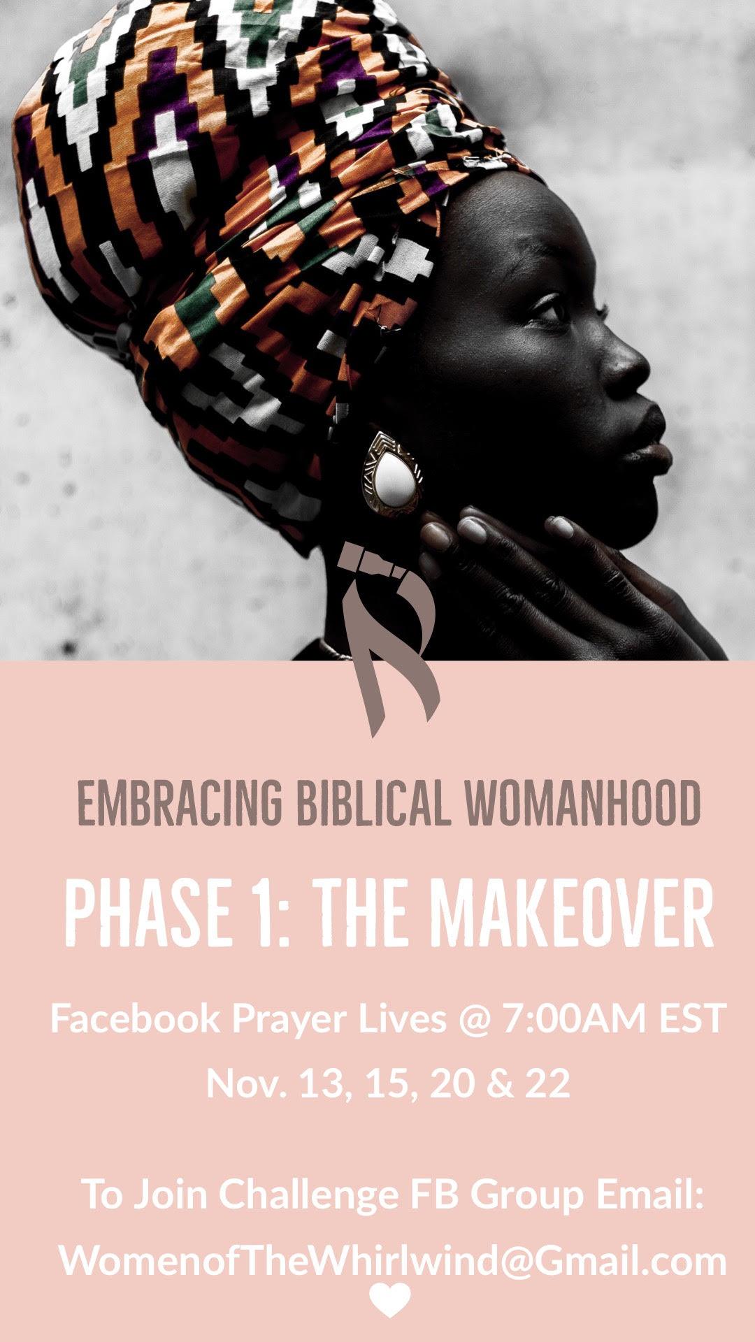 Women of The Whirlwind: Prayers of Awakening, Deliverance